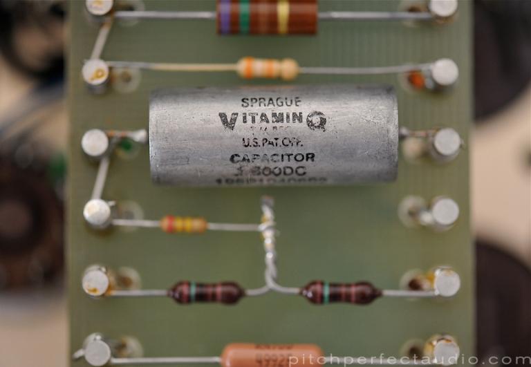 Sprague Vitamin Q