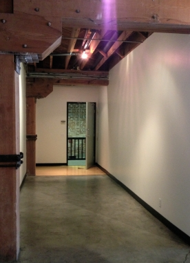 Studio Entrance